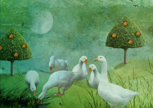 six_geese_a_laying_by_violscraper