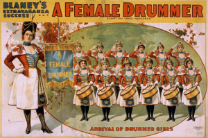 Drummers-Drumming