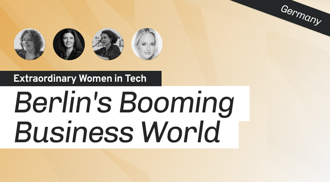 Panel Discussion: Extraordinary Women in Tech